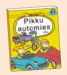 Tutkimusmatkat - Pikku automies lastenkirja