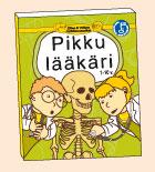 Tutkimusmatkat - Pikku lääkäri -kirja