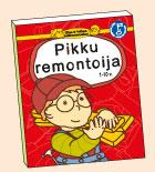 Tutkimusmatkat - Pikku remontoija kirja